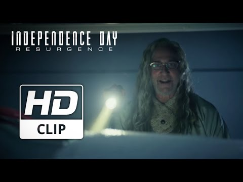 Independence Day Resurgence Clapperboard Chatter