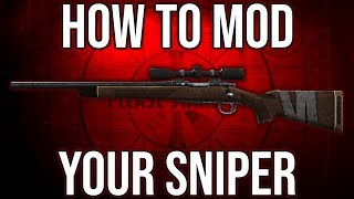 How to Mod your Sniper | Fallout 76 Guides