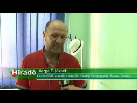 Vérnyomás mérő a gyógyszertárakban