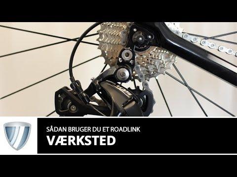 Wolftooth Roadlink 10 og 11 speed video