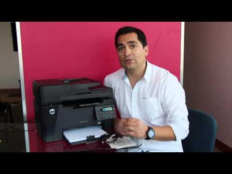 Review Laserjet Pro M127fn