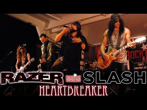 Razer w/ Slash - Heartbreaker
