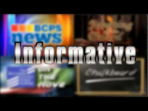 BCPS-TV The Education Channel - Promo