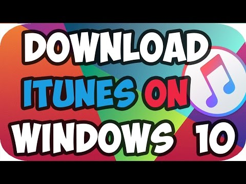 How to Download itunes on Windows 10 computer/Laptop for free