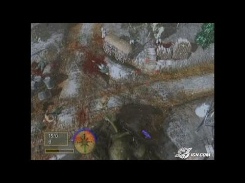 Combat Elite : WWII Paratroopers Playstation 2
