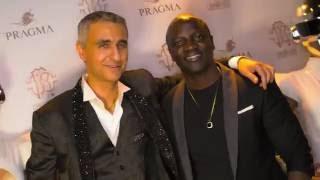 AKON LIVE  Cavalli Club Dubai  1016