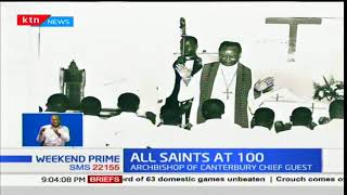 All saints cathedral,centenary celebrations