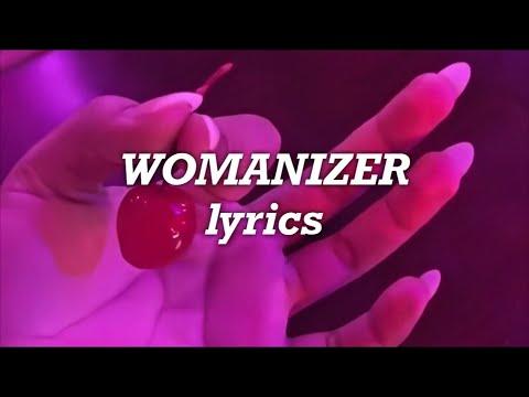 Britney Spears - Womanizer (Lyrics)
