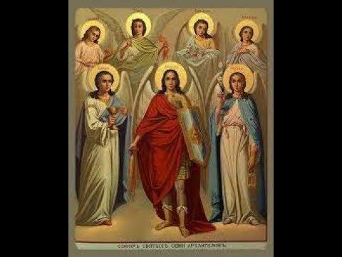 Молитва к семи Ангелам от 77 хворей!!!
