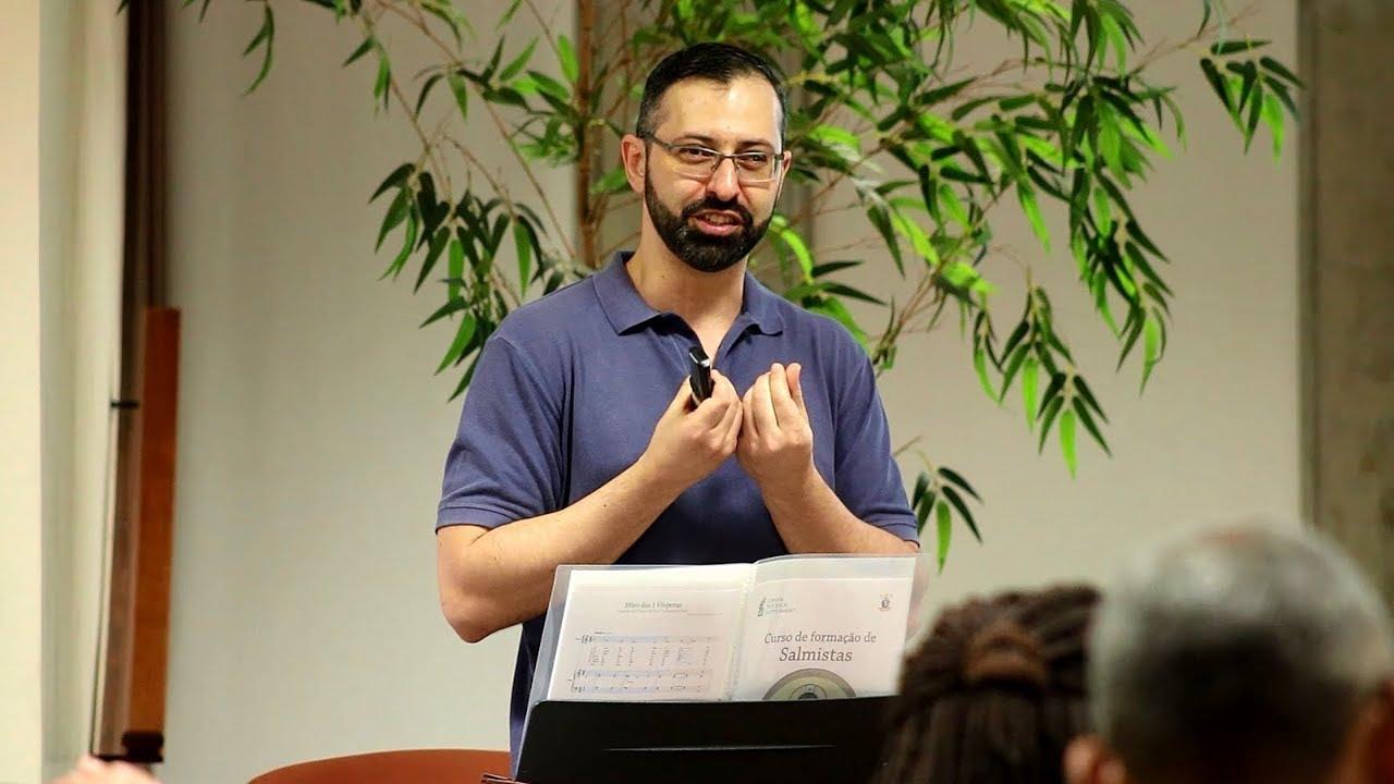 Formação de Salmistas: Música e Liturgia