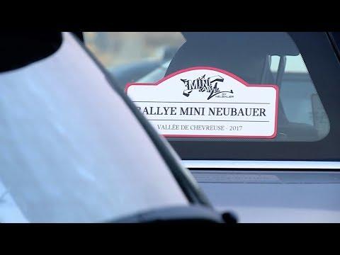 Mini Rallye Neubauer 2017