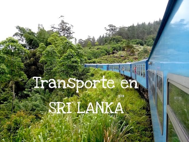 Transport in Sri Lanka