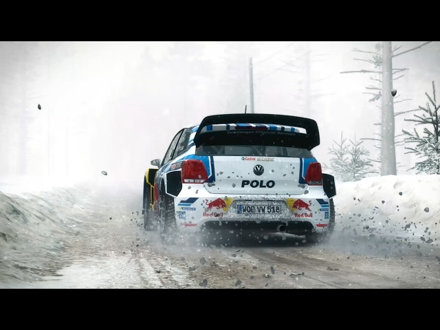 DiRT Rally® for Linux - Announcement trailer