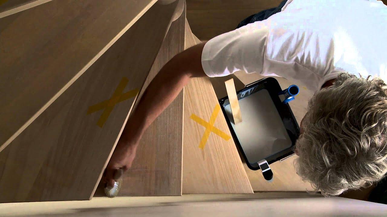Antidérapant Pour Escalier En Bois comment rendre votre escalier antidérapant ?   Étape par