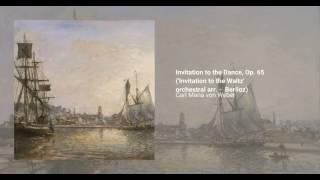 Invitation to the Dance, Op. 65