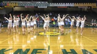 CCHS Dance Team Boogie Woogie Bugle Boy
