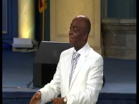 Bishop David Oyedepo - Faith To Change The World - Effective Faith