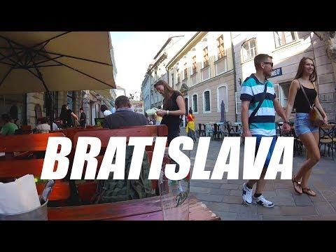 BRATISLAVA, the Capital of Slovakia: Is It Worth Visiting?