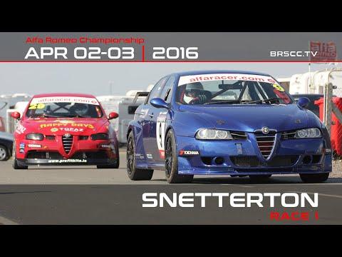 Snetterton 2016 – Race 1