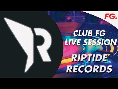 RIPTIDE RECORDS   CLUB FG   LIVE DJ MIX   RADIO FG