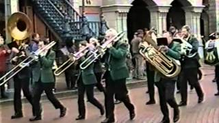 Wealden Brass and Battle Town Band - Eurodisney Paris, 2000
