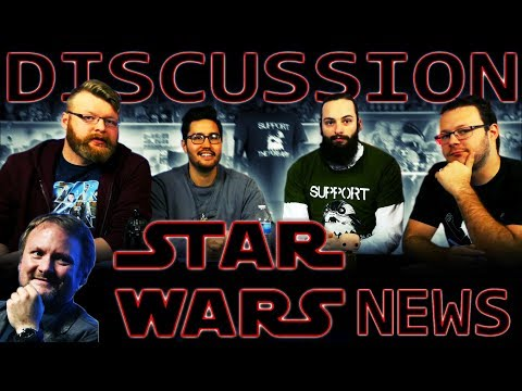 Star Wars News DISCUSSION!! (New Movie Trilogy and Live Action TV Show)