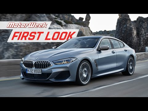 External Review Video PpGzH5DYQUI for BMW 8 Series Coupe (G15)