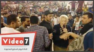 مرتضى منصور ينتقى جماهير الزمالك على مزاجه للحصول على التذاكر