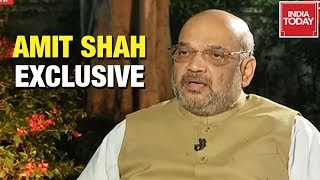 Amit Shah's First & Exclusive Interview Post 370 Scrapping | #ShahOnIndiaToday