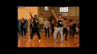 preview picture of video 'california dance academy 60 ballerini casting 2012'