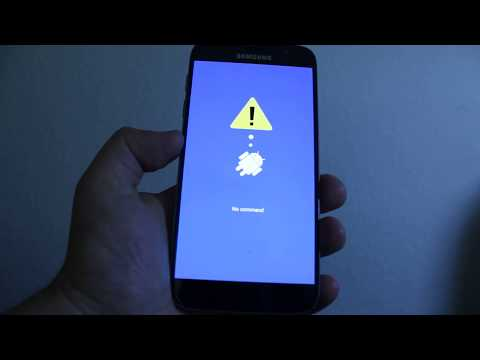 How To Reset Password On Galaxy S7 or s7 edge When Locked Out