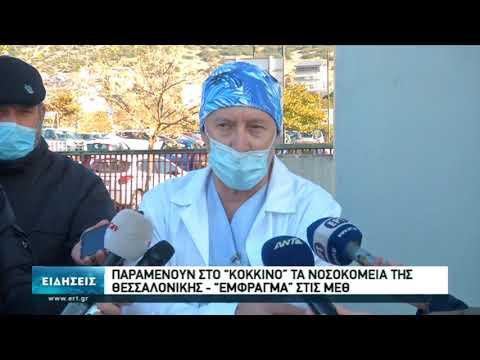 Χαραμάδα αισιοδοξίας η αποσωλήνωση 68χρονου στα Ιωάννινα | 27/11/2020 | ΕΡΤ