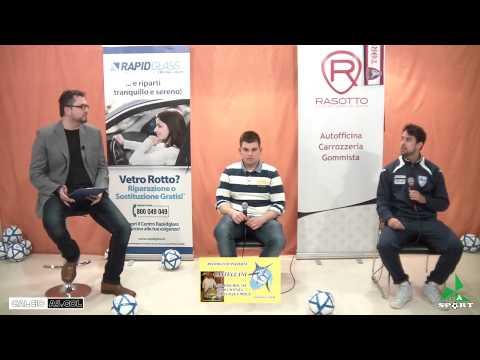 immagine di anteprima del video: calcioa5.gol - Puntata 19 del 25/02/14 - Stagione 2013/14