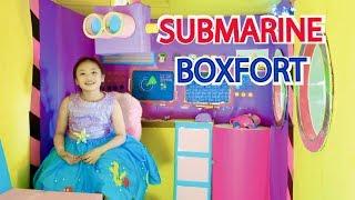 Bug's SUBMARINE BOXFORT