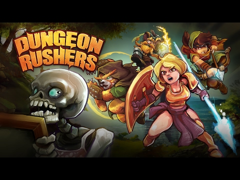 Vídeo do Dungeon Rushers