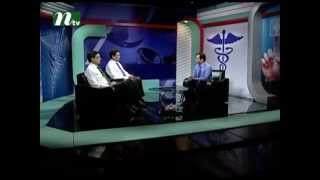 Interview at NTV on World Glaucoma Week 2015 in Bangladesh