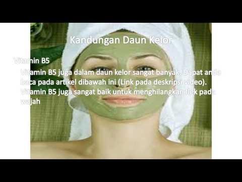 Video Manfaat daun kelor untuk wajah dan kesehatan kulit kecantikan
