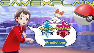 Pokémon Sword & Shield Direct PREDICTIONS (New Pokémon, Types, & Voice Acting?!)