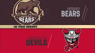 Devils vs. Bears | Feb. 27, 2021