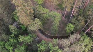 DJI FPV - Flight #7 - Flying Low and Slow at Sunset