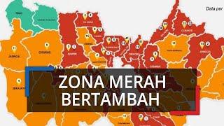 50 Persen Wilayah Kabupaten Bogor Masuk Zona Merah Covid-19, Kec Leuwiliang Ada Kasus Positif Corona