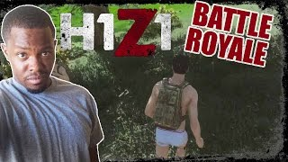 Battle Royale Winner H1Z1 Gameplay - SEAL TEAM PERFECTION! | H1Z1 BR Gameplay