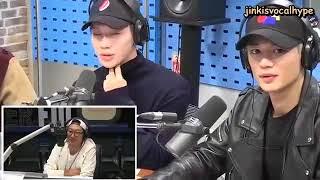161012 [ENG SUB] SHINee On Old School Radio 'Solo Vs Group Activities'