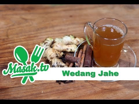 Video Wedang Jahe | Minuman #012