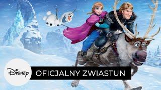 Kraina lodu - polski zwiastun #2 [dubbing] [HD]