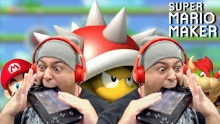 NO ONE WILL EVER PASS THIS SH#T!!! [SUPER MARIO MAKER] [#94]
