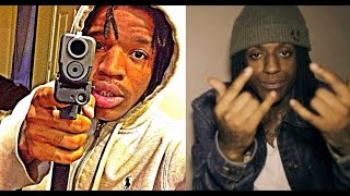 Rico Recklezz Artist Pulls up on Ayoo KD for Talking Smack.... and Punks him.