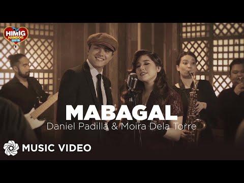 Mabagal - Daniel Padilla & Moira Dela Torre | Himig Handog 2019 (Music Video)