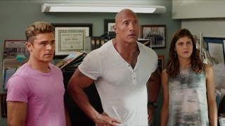 Baywatch Official Teaser Trailer 2017  Dwayne Johnson Zac Efron