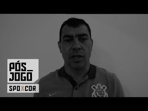 Corinthianos comentam empate do Corinthians no Morumbi